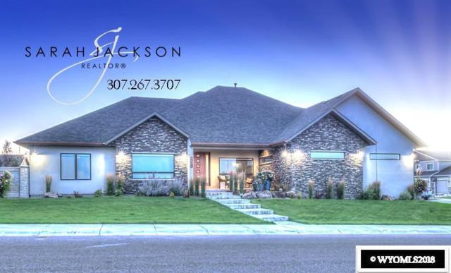 4401 Freedom Circle, Casper, WY 82609 (MLS #20180848) :: RE/MAX The Group