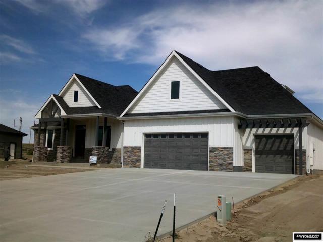 6110 River's Gate, Casper, WY 82604 (MLS #20176158) :: Real Estate Leaders