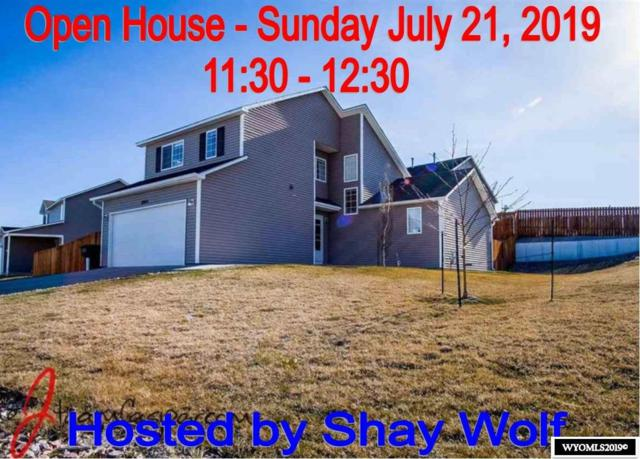 2543 Shumway, Casper, WY 82601 (MLS #20191687) :: RE/MAX The Group