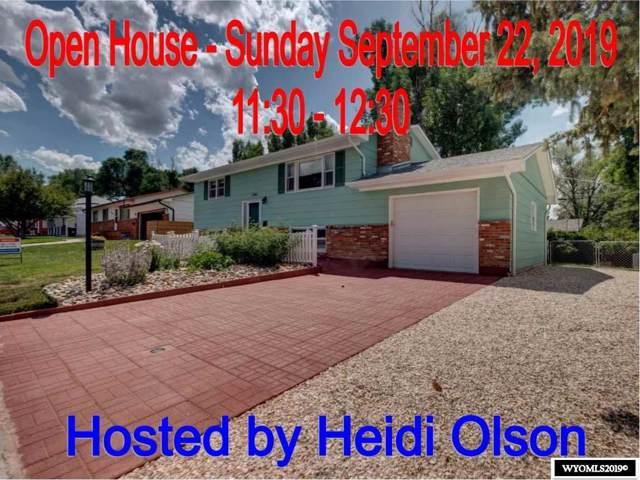 1340 Kingsbury Drive, Casper, WY 82609 (MLS #20192854) :: Lisa Burridge & Associates Real Estate