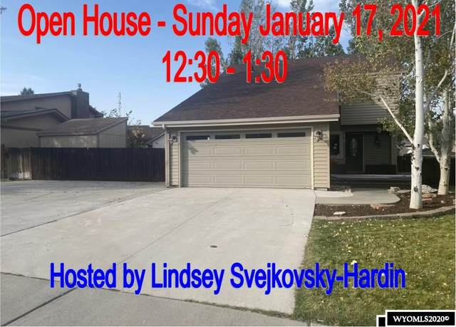 4820 E 16th, Casper, WY 82609 (MLS #20205739) :: Real Estate Leaders