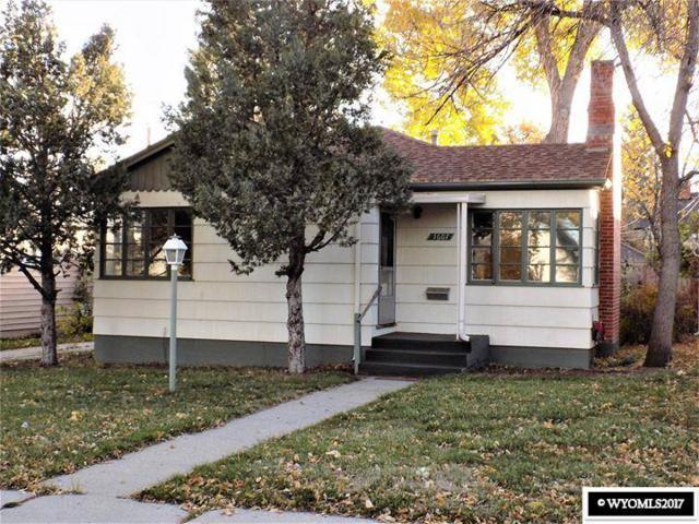 1607 S Chestnut, Casper, WY 82601 (MLS #20176452) :: Lisa Burridge & Associates Real Estate