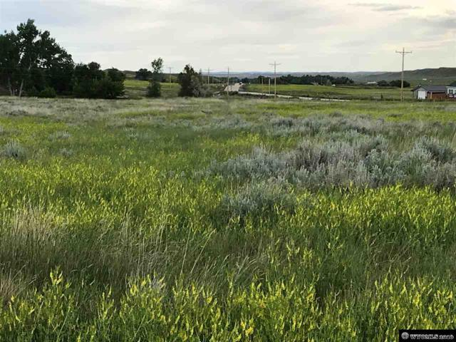 Lot 19 Cross Three Subdivision, Buffalo, WY 82834 (MLS #20112121) :: Real Estate Leaders