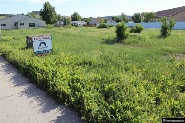 133 Meadowlark Lane, Thermopolis, WY 82443 (MLS #20121485) :: Real Estate Leaders