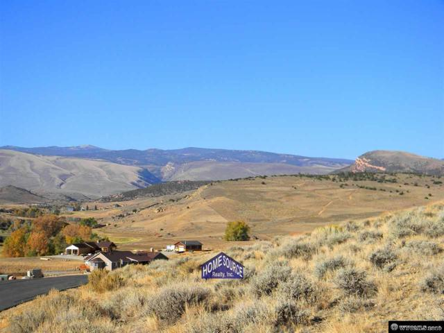 00 Heritage Road, Lander, WY 82520 (MLS #20125458) :: Lisa Burridge & Associates Real Estate