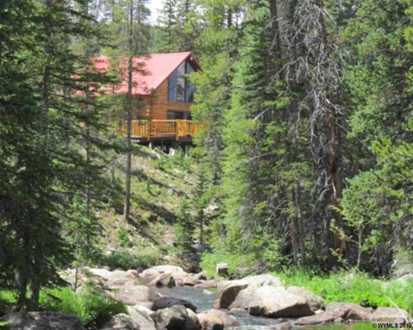 15 Overlook Retreat, Elk Mountain, WY 82324 (MLS #20134579) :: Lisa Burridge & Associates Real Estate