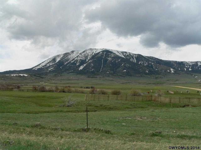 Lt 4 Blk 1, Aspen Highlands, Elk Mountain, WY 82324 (MLS #20143133) :: RE/MAX The Group