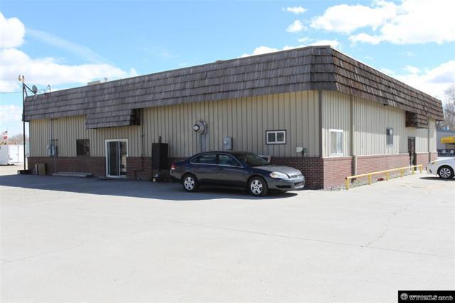 1515 Big Horn Avenue, Worland, WY 82401 (MLS #20151923) :: Lisa Burridge & Associates Real Estate