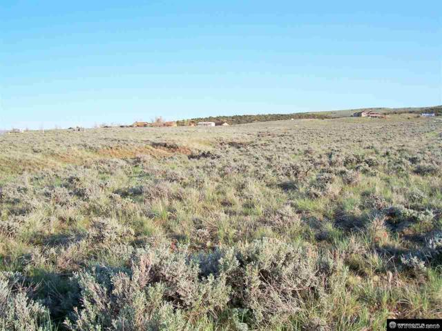 Lot 24 Sage Valley Subdivision Corner, Thermopolis, WY 82443 (MLS #20152548) :: Real Estate Leaders
