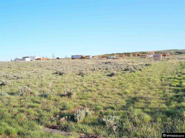 Lot 28 Sage Valley Subdivision, Thermopolis, WY 82443 (MLS #20152550) :: Lisa Burridge & Associates Real Estate