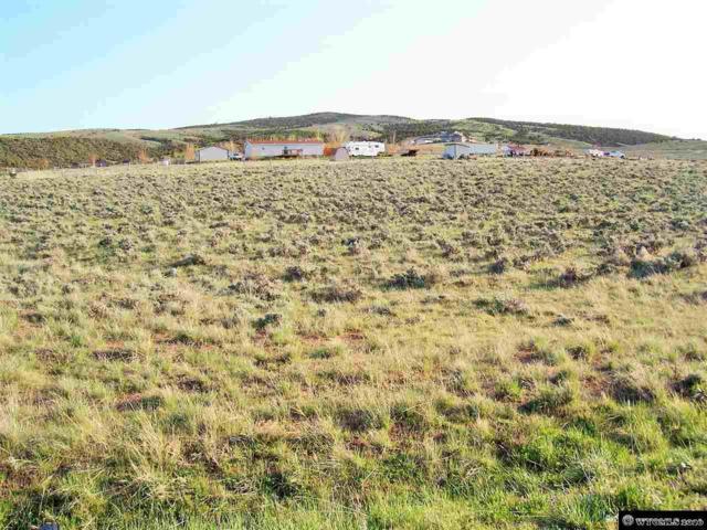 Lot 29 Sage Valley Subdivision, Thermopolis, WY 82443 (MLS #20152551) :: Lisa Burridge & Associates Real Estate