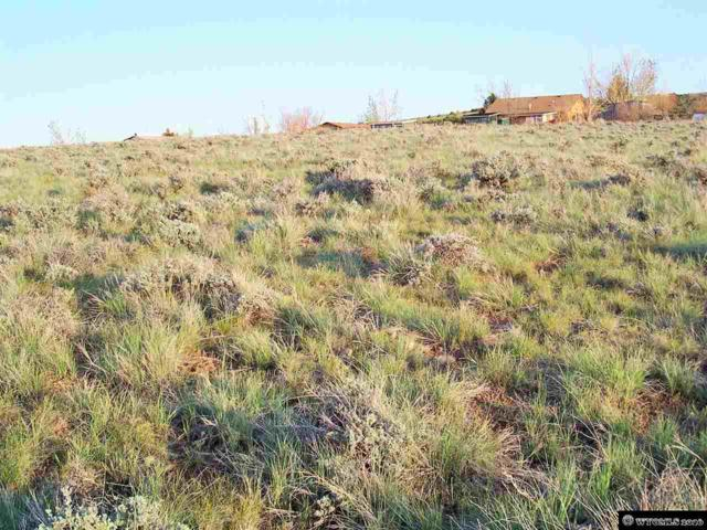 Lot 44 Sage Valley Subdivision, Thermopolis, WY 82443 (MLS #20152556) :: Lisa Burridge & Associates Real Estate