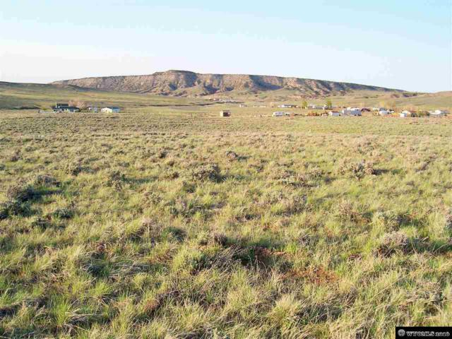 Lot 46 Sage Valley Subdivision, Thermopolis, WY 82443 (MLS #20152557) :: Real Estate Leaders