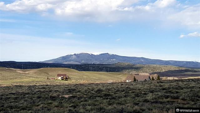 4 Block 3, Cow Creek Station, Saratoga, WY 82331 (MLS #20162750) :: Lisa Burridge & Associates Real Estate