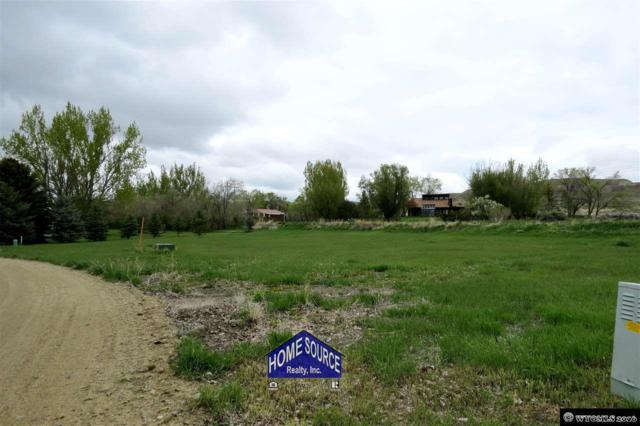4420 Parkview Circle, Riverton, WY 82501 (MLS #20162954) :: Lisa Burridge & Associates Real Estate