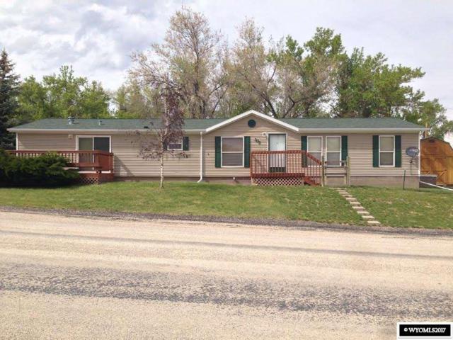 302 E Keays, Buffalo, WY 82834 (MLS #20163658) :: Lisa Burridge & Associates Real Estate