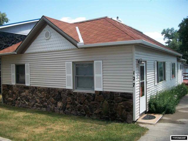 127 S Wyoming Avenue, Buffalo, WY 82834 (MLS #20165073) :: Lisa Burridge & Associates Real Estate