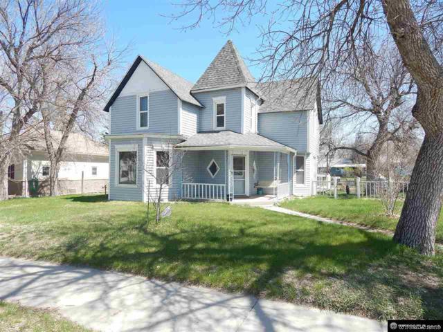 403 N 4th, Douglas, WY 82633 (MLS #20166484) :: Lisa Burridge & Associates Real Estate