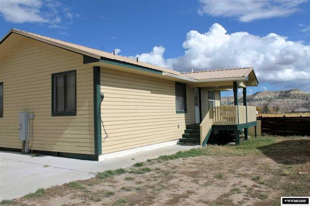 411 4th Street, La Barge, WY 83123 (MLS #20170212) :: Lisa Burridge & Associates Real Estate
