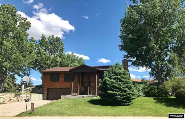 103 Mountain View Drive, Thermopolis, WY 82443 (MLS #20171764) :: Real Estate Leaders