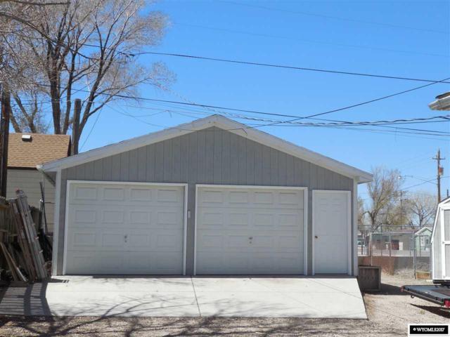 1024 4th Ave West, Rock Springs, WY 82901 (MLS #20172522) :: Lisa Burridge & Associates Real Estate