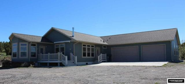 373 Bonneville Street, Thermopolis, WY 82443 (MLS #20172792) :: Real Estate Leaders
