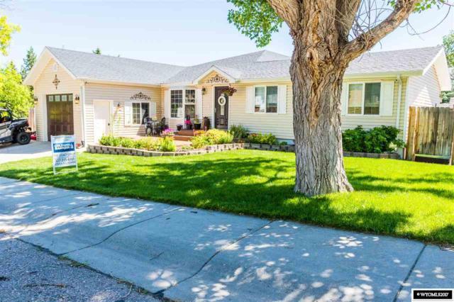 530 S 6th Street, Glenrock, WY 82637 (MLS #20173726) :: Lisa Burridge & Associates Real Estate