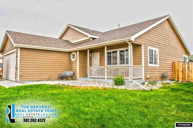 4921 Rimrock Drive, Bar Nunn, WY 82601 (MLS #20174539) :: RE/MAX The Group