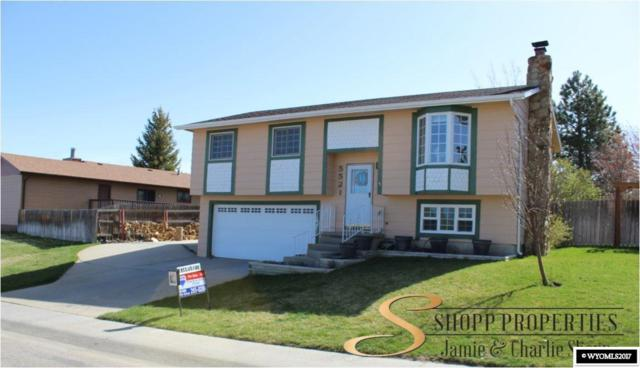 5521 S Elm Street, Casper, WY 82601 (MLS #20174596) :: RE/MAX The Group