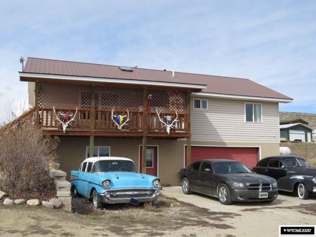 58 Del Ray Drive, Lander, WY 82520 (MLS #20174669) :: Lisa Burridge & Associates Real Estate