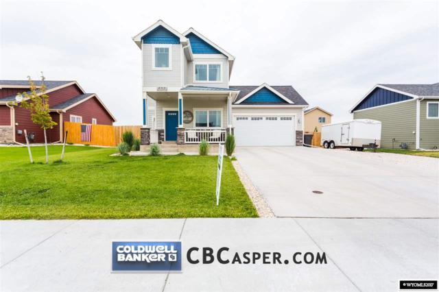612 Toll Street, Evansville, WY 82636 (MLS #20174732) :: Lisa Burridge & Associates Real Estate
