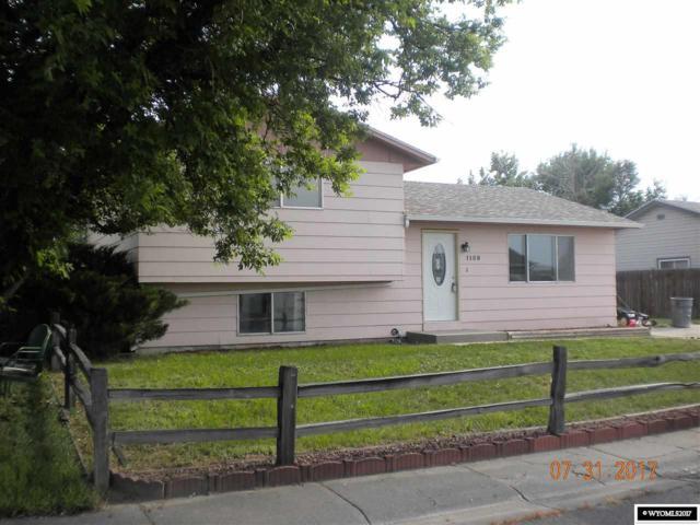 1159 Sierra Vista, Evansville, WY 82636 (MLS #20174814) :: Lisa Burridge & Associates Real Estate