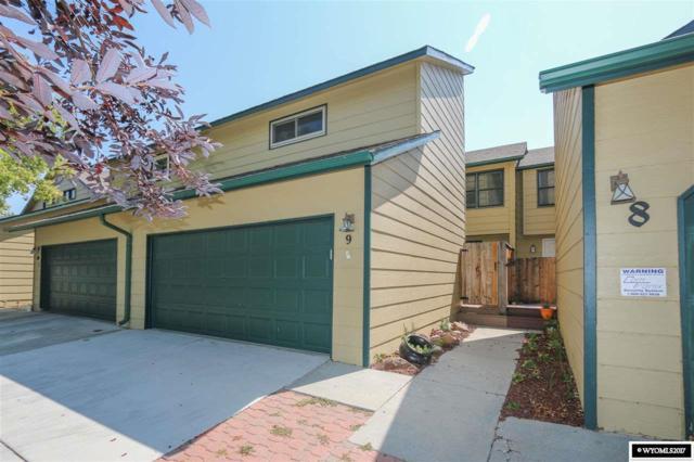291 Indian Paintbrush #9, Casper, WY 82604 (MLS #20175023) :: Lisa Burridge & Associates Real Estate
