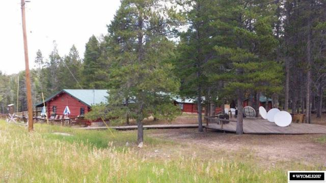 8455 Casper Mountain Road Highway, Casper, WY 82601 (MLS #20175423) :: RE/MAX The Group