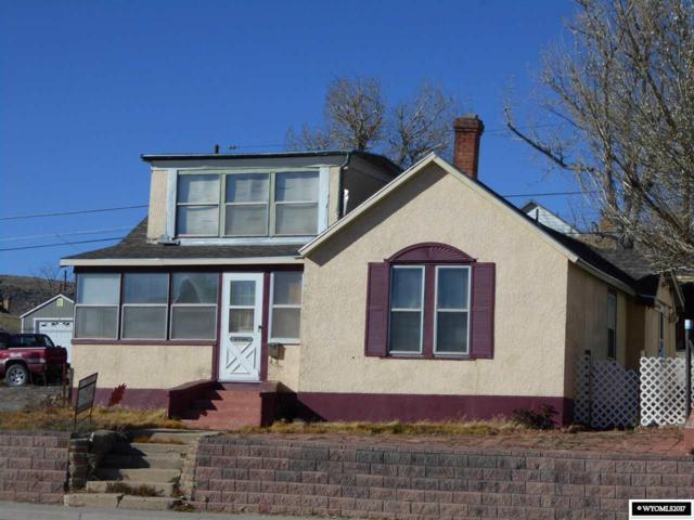 107 W Cedar Street, Rawlins, WY 82301 (MLS #20175993) :: Lisa Burridge & Associates Real Estate