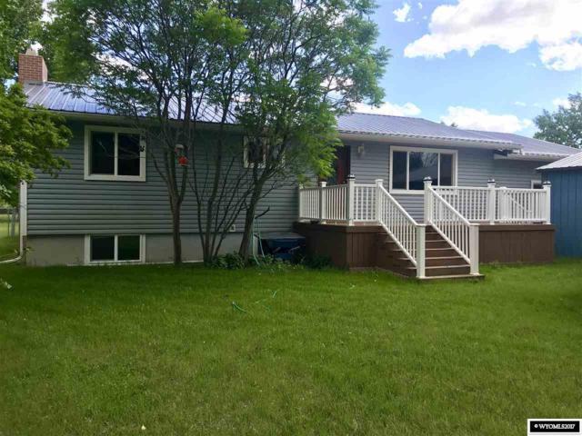 106 Ta Bi Drive, Worland, WY 82401 (MLS #20176093) :: Lisa Burridge & Associates Real Estate