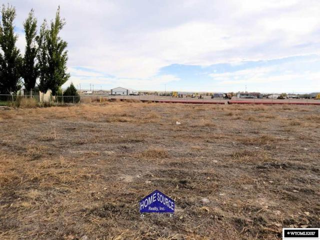 813 Cliff Avenue, Riverton, WY 82501 (MLS #20176114) :: RE/MAX The Group