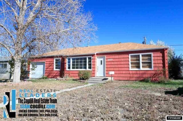 1615 Jim Bridger, Casper, WY 82604 (MLS #20176370) :: Lisa Burridge & Associates Real Estate