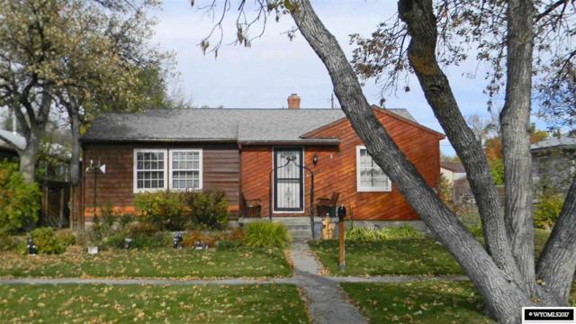 206 E Jackson, Riverton, WY 82501 (MLS #20176407) :: Lisa Burridge & Associates Real Estate