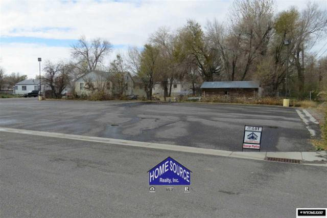 716 Spencer Street, Riverton, WY 82501 (MLS #20176580) :: RE/MAX The Group