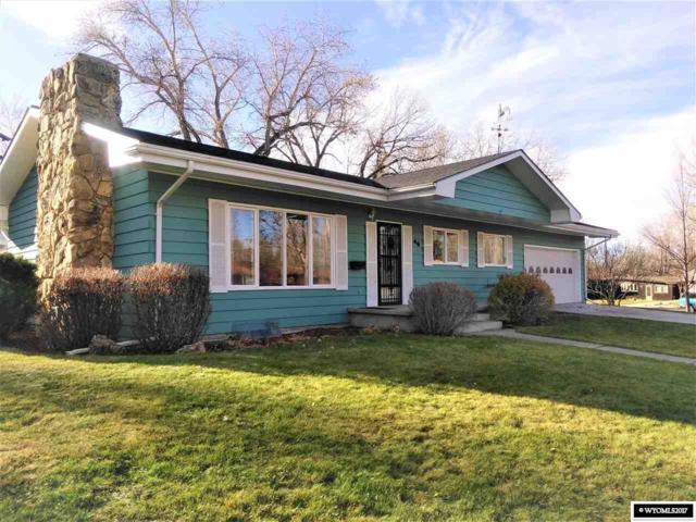 46 Mesa Verde, Glenrock, WY 82637 (MLS #20176599) :: Lisa Burridge & Associates Real Estate