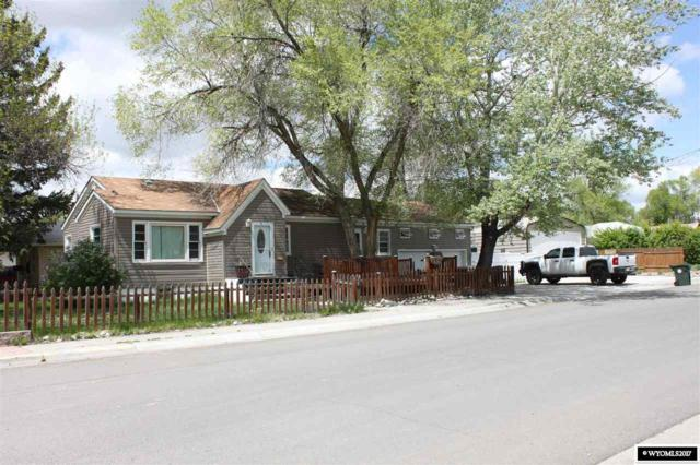 606 N First Street, Riverton, WY 82501 (MLS #20176737) :: Real Estate Leaders