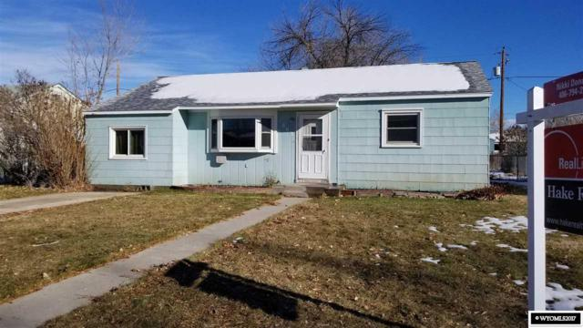 809 S 12th Street, Worland, WY 82401 (MLS #20176796) :: Real Estate Leaders