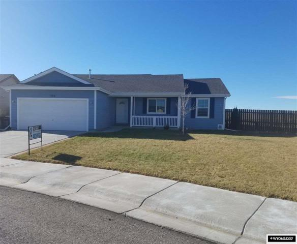 759 Reshaw Circle, Evansville, WY 82636 (MLS #20176829) :: RE/MAX The Group