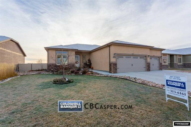 6160 Coronado Dr, Casper, WY 82609 (MLS #20176839) :: Real Estate Leaders