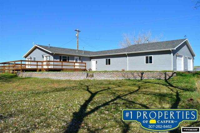 280 E Birch, Glenrock, WY 82637 (MLS #20176913) :: RE/MAX The Group