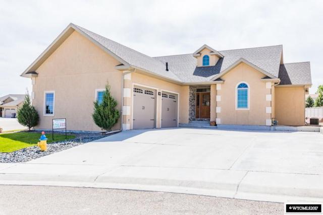 1309 Sand Pointe Drive, Rock Springs, WY 82901 (MLS #20176941) :: Lisa Burridge & Associates Real Estate