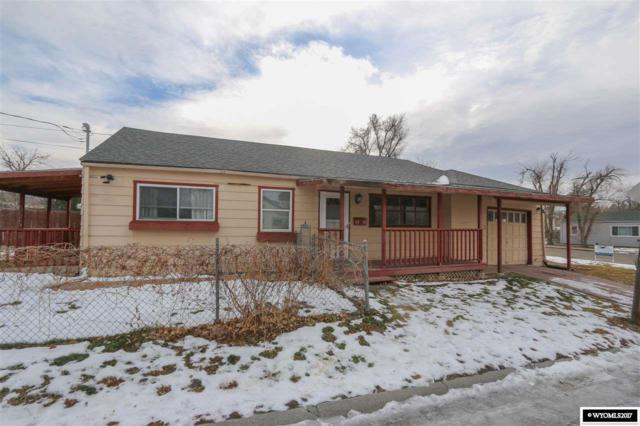 1311 Farnum, Casper, WY 82601 (MLS #20177231) :: RE/MAX The Group