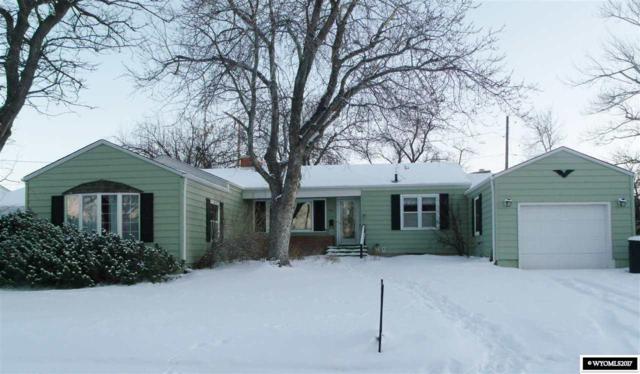 823 W 21st Street, Casper, WY 82601 (MLS #20177271) :: Lisa Burridge & Associates Real Estate