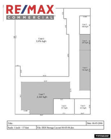 230 W Yellowstone, Casper, WY 82601 (MLS #20177284) :: Lisa Burridge & Associates Real Estate
